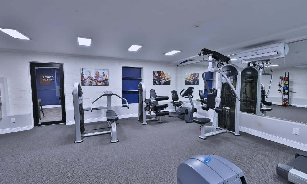 Our Apartments in Baltimore, Maryland offer a Gym