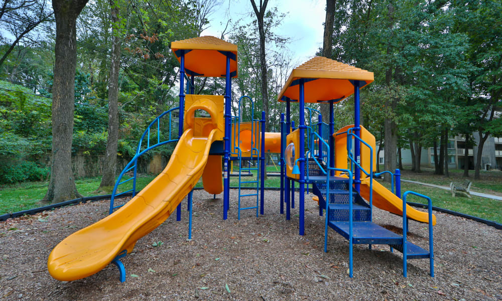 Playground at The Reserve at Greenspring in Baltimore, Maryland