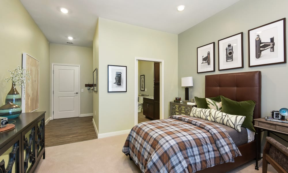 Independent living space at Anthology of Rochester Hills in Rochester Hills, Michigan