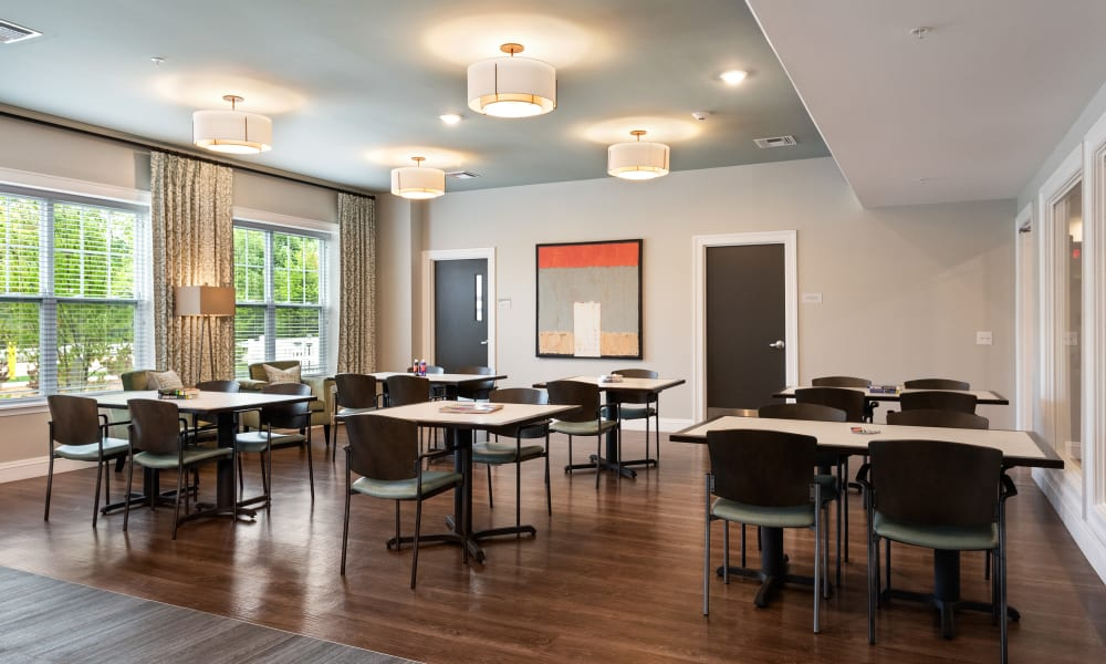 Office or classroom type environment at Anthology of Rochester Hills in Rochester Hills, Michigan