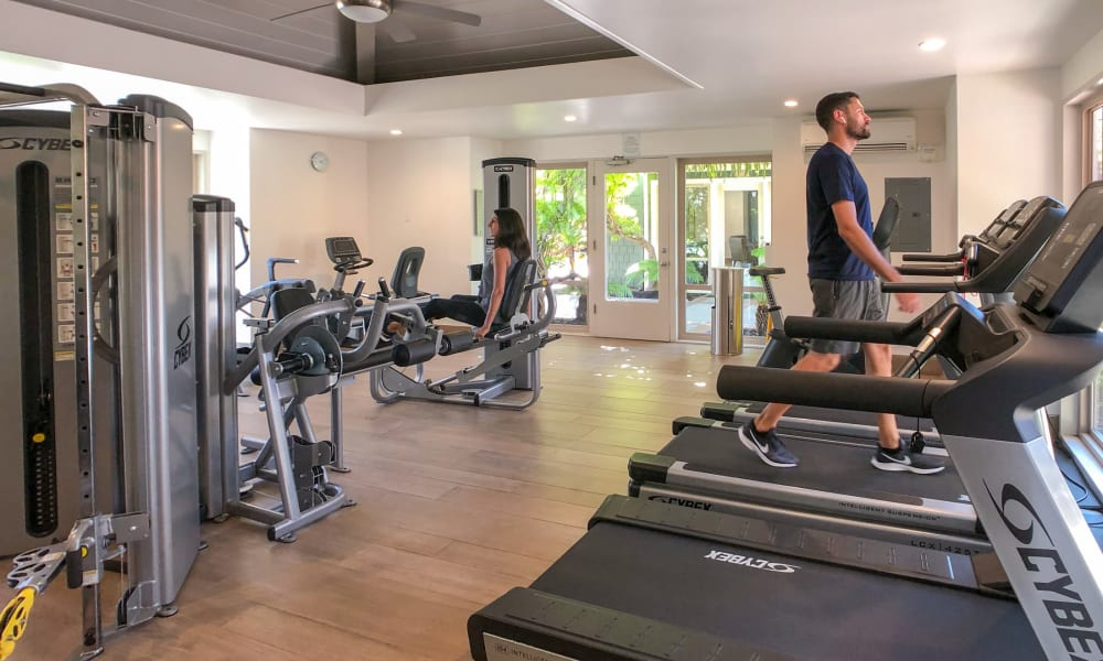 The Shadows Apartments Fitness Center