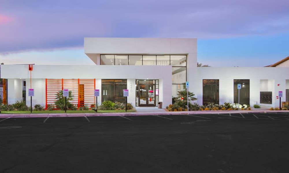 Exterior of Trend! in Las Vegas, Nevada