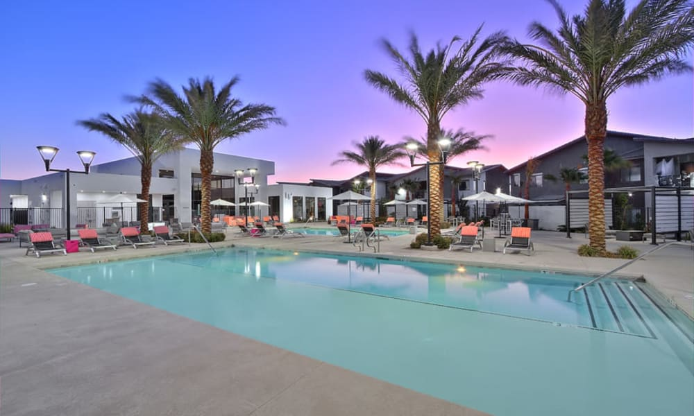 Our Apartments in Las Vegas, Nevada offer a Swimming Pool