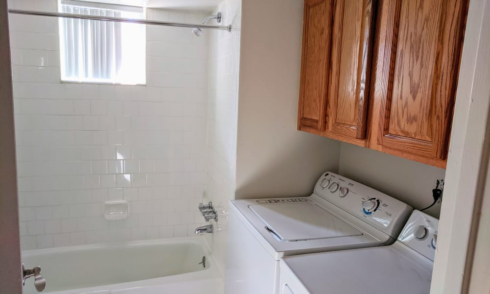 Apartments with a Washer/Dryer in Norristown, Pennsylvania