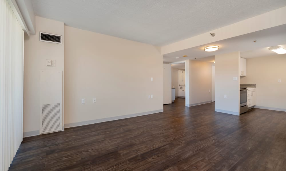 Our Apartments in Des Moines, Iowa offer a Living Room
