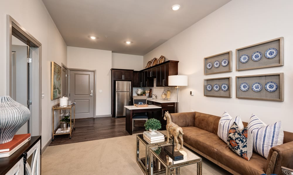 Spacious open floor plans at Anthology of Louisville in Louisville, Kentucky