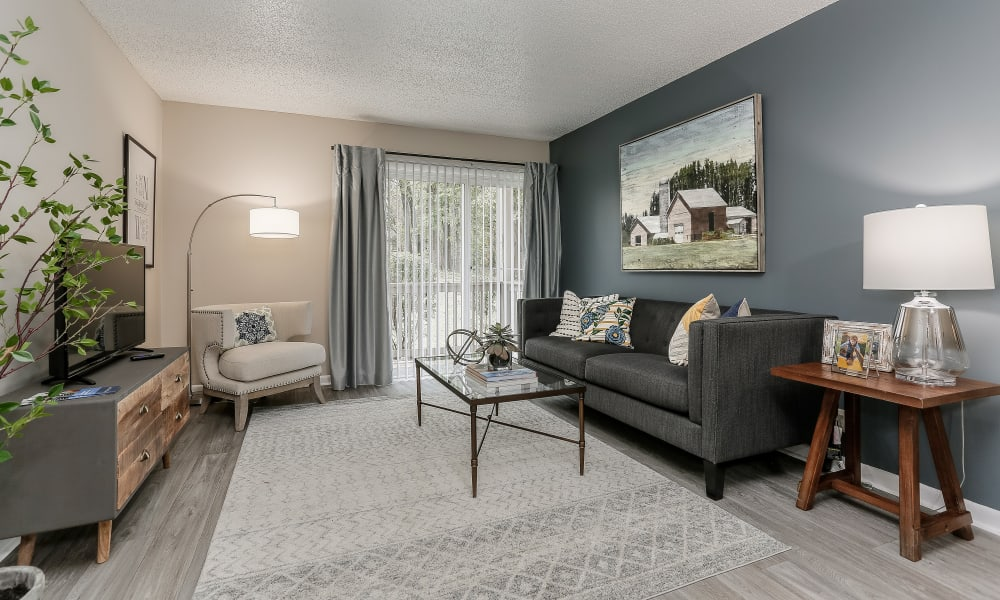 Living Room at Apartments in Nashville, Tennessee