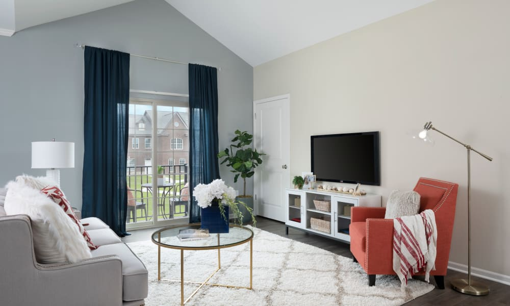 Park West offers a Living Room in Canton, Michigan
