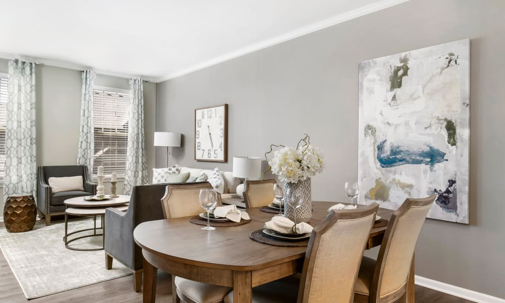 Park West offers a Dining Room in Canton, Michigan