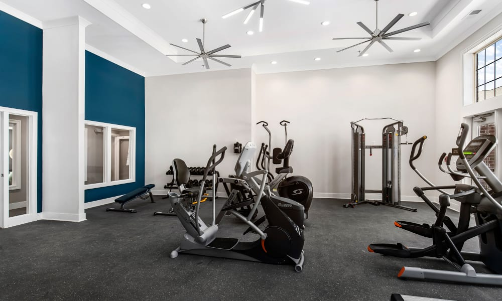 Our Apartments in Canton, Michigan offer a Fitness Center