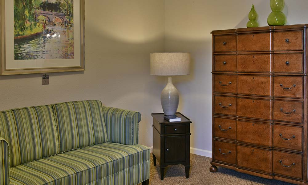 Quiet Room at NorthRidge Place in Lebanon, Missouri