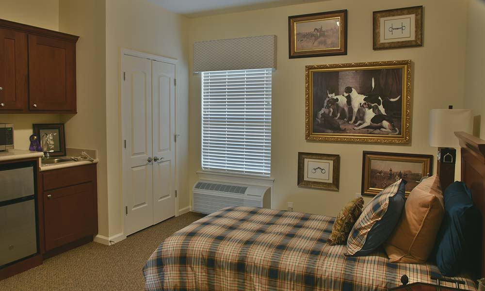 Private Studio at NorthRidge Place in Lebanon, Missouri