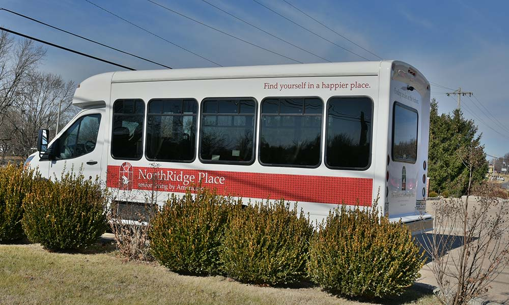 Transportation at NorthRidge Place in Lebanon, Missouri