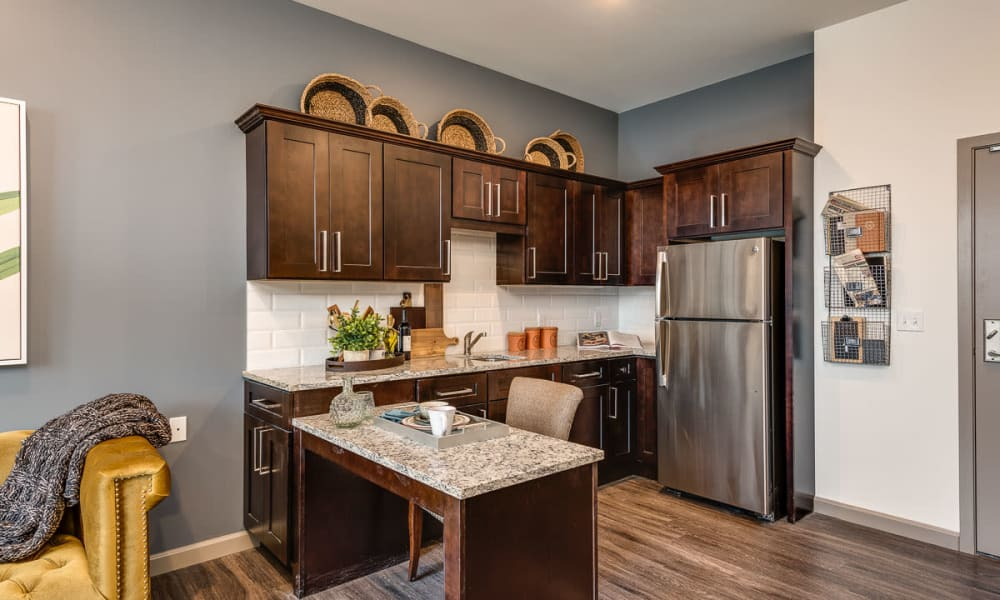Spacious resident floor plans available at Anthology of Wildwood in Wildwood, Missouri.