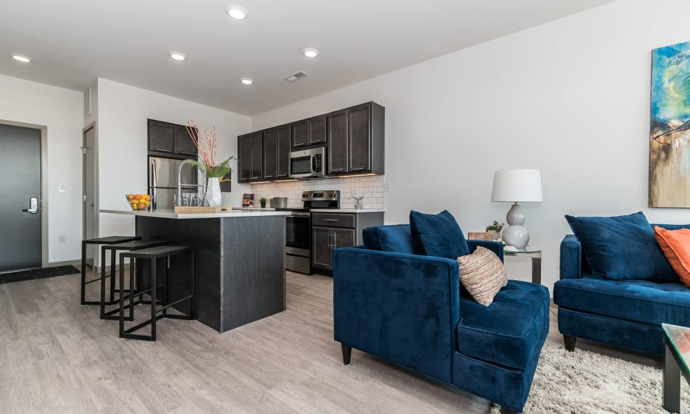 Duveneck Square open floor plans in Covington, Kentucky