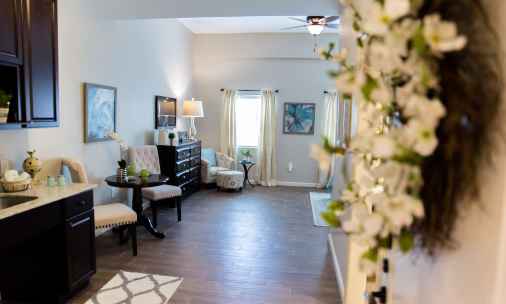 Spacious apartment at Inspired Living Alpharetta in Alpharetta, Georgia