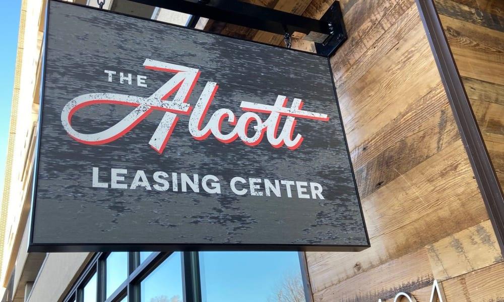 The Alcott in Downtown Denver  The Alcott in Denver, Colorado