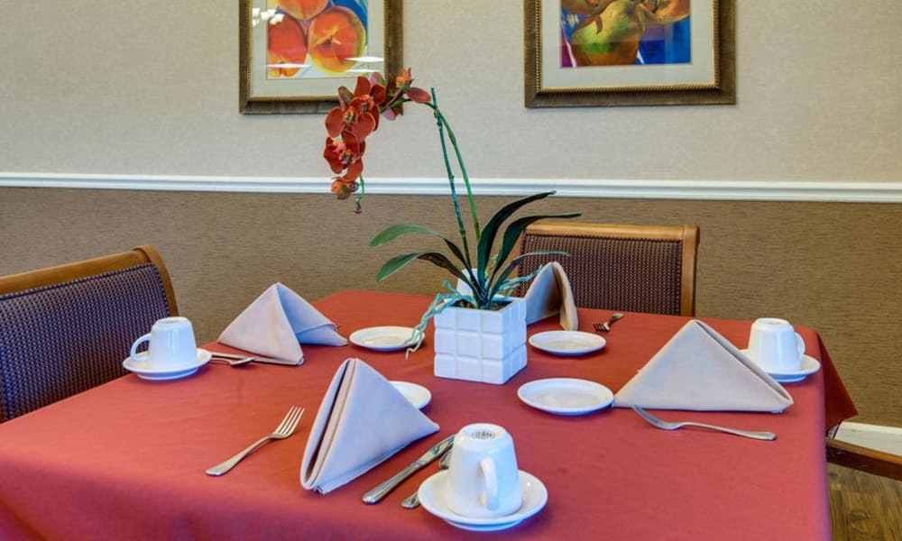 Delicious Meals at Spencer Place in Saint Peters, Missouri
