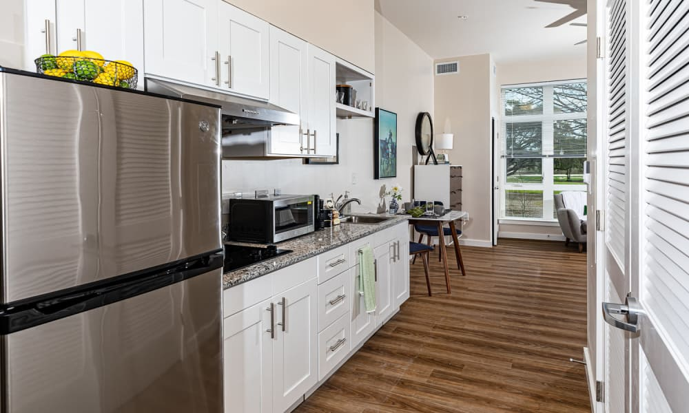 Spacious floor plans at Merrill Gardens at Columbia in Columbia, South Carolina.