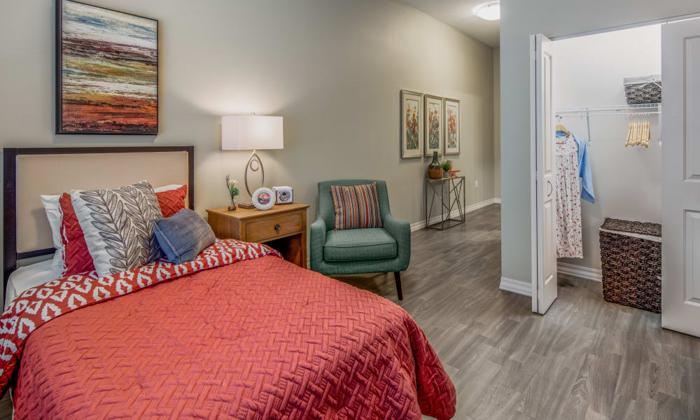 Studio senior apartment at Quail Park of Oro Valley in Oro Valley, Arizona