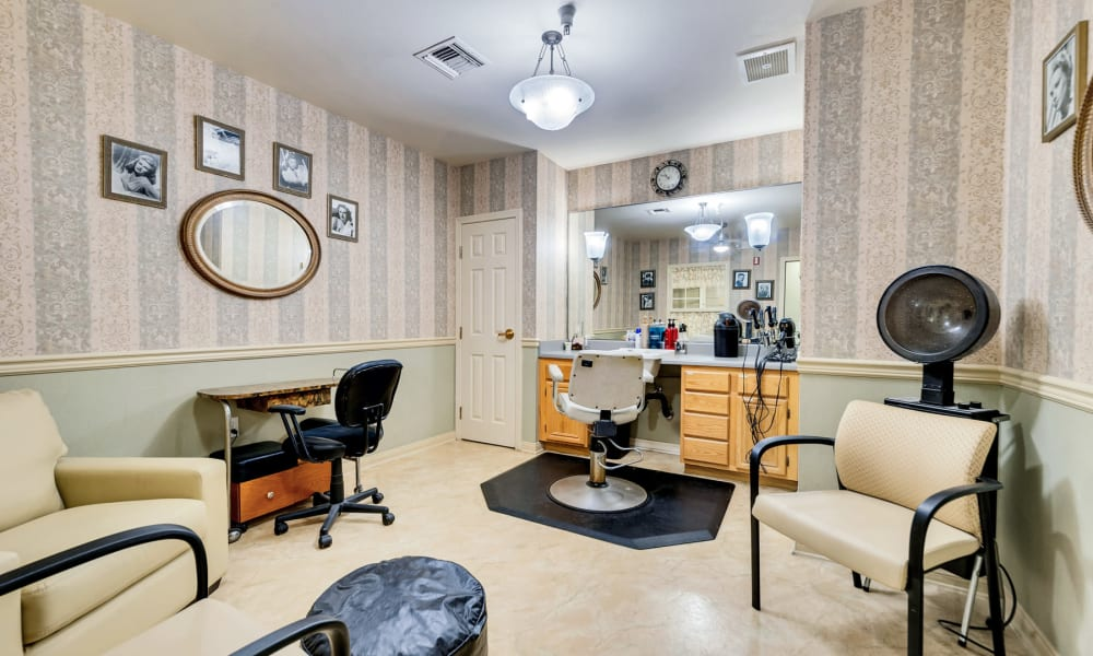 Kirkwood Orange hair salon in Orange, California