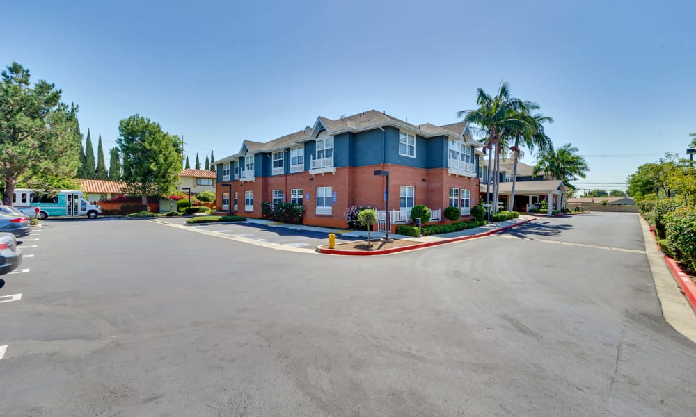 Exterior photo of Kirkwood Orange in Orange, California