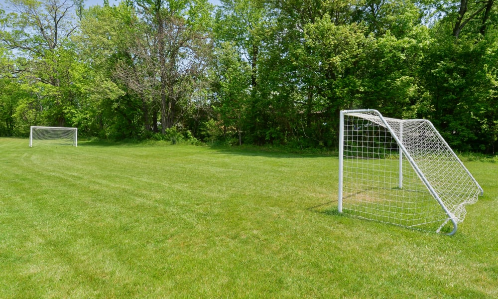 Soccer Field Area at Chesterfield Apartment Homes in Levittown, Pennsylvania