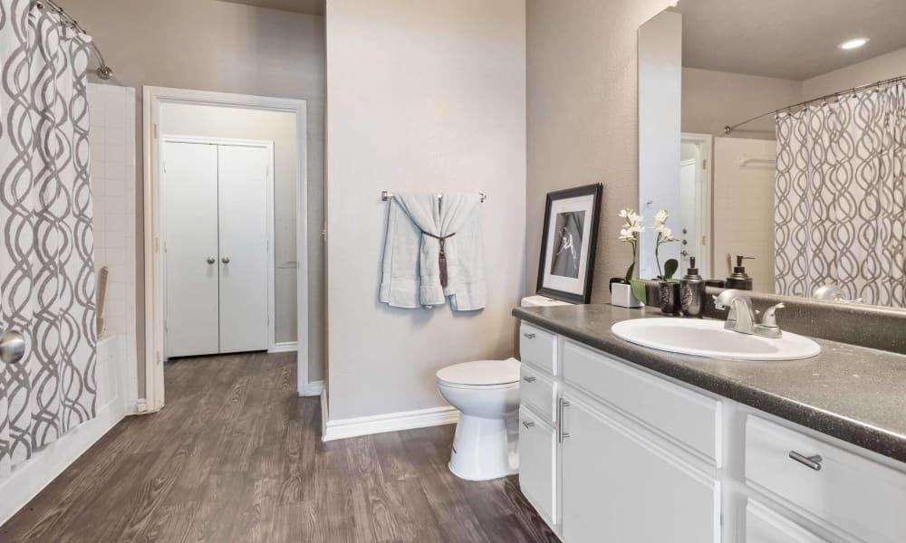 Bathroom at Archer Stone Canyon