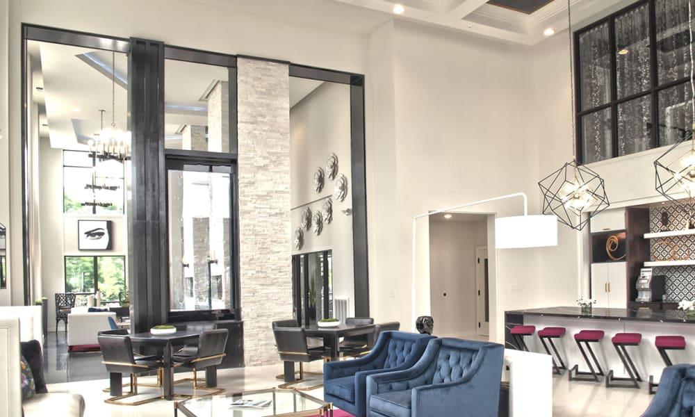 Enjoy a Luxury Garage at Rialto Hurstbourne