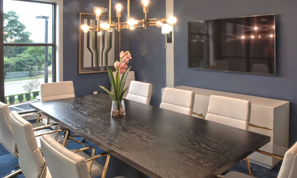 Our Apartments in Louisville, Kentucky offer a dining room
