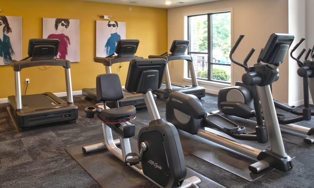 Rialto Hurstbourne offers a Beautiful Fitness Center in Louisville, Kentucky