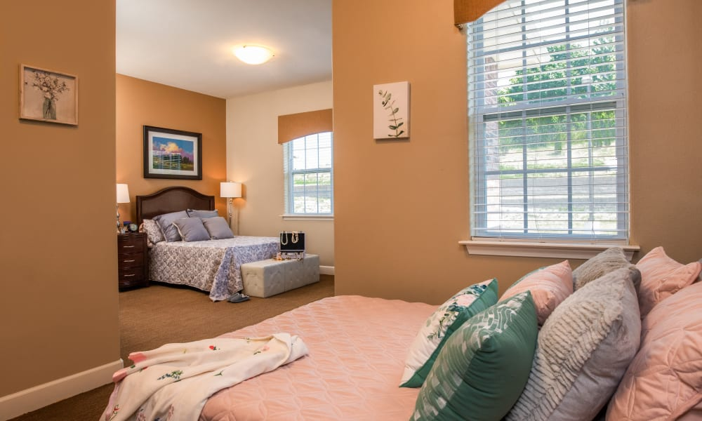 Companion Suite at Willow Creek Memory Care at Lee's Summit