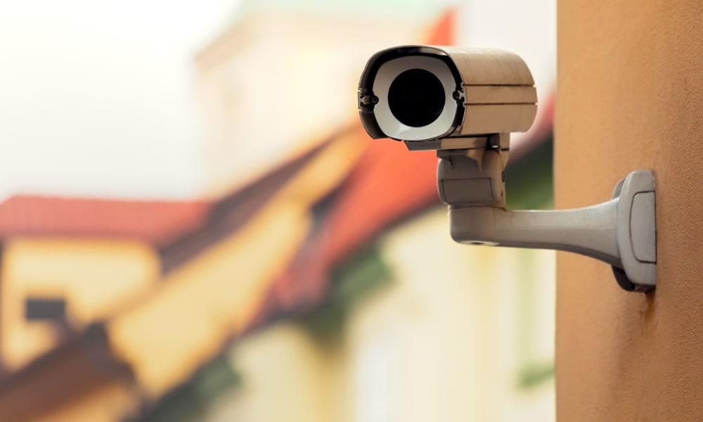 Security monitoring at Devon Self Storage in Grand Rapids, Michigan