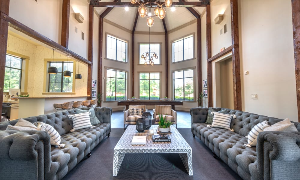 Olympus Team Ranch offers a Beautiful Clubhouse in Benbrook, Texas