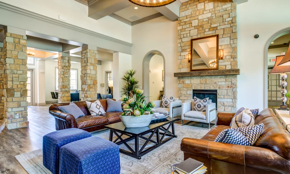 The Villas at River Park West offers a Clubhouse in Richmond, Texas