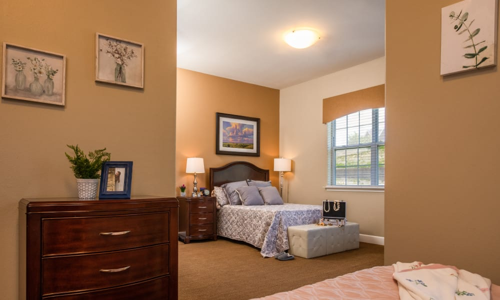Companion Suite at Rosewood Memory Care