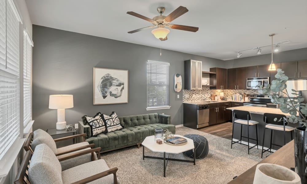 Two-Bedroom Apartment |  Wiregrass at Stone Oak