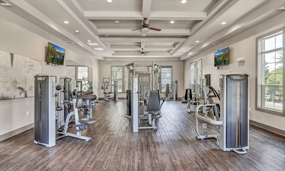 Fitness Center |  Wiregrass at Stone Oak