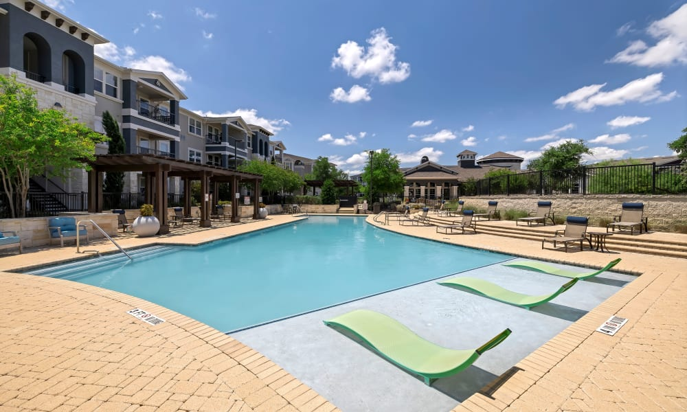 Pool Lounge |  Wiregrass at Stone Oak