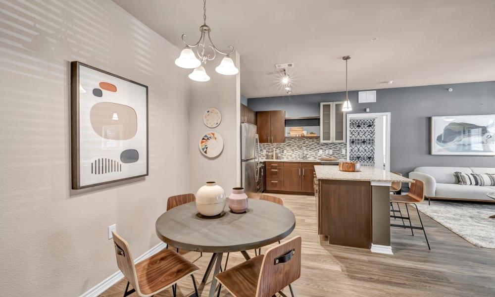 Apartment Floor Plan|  Wiregrass at Stone Oak