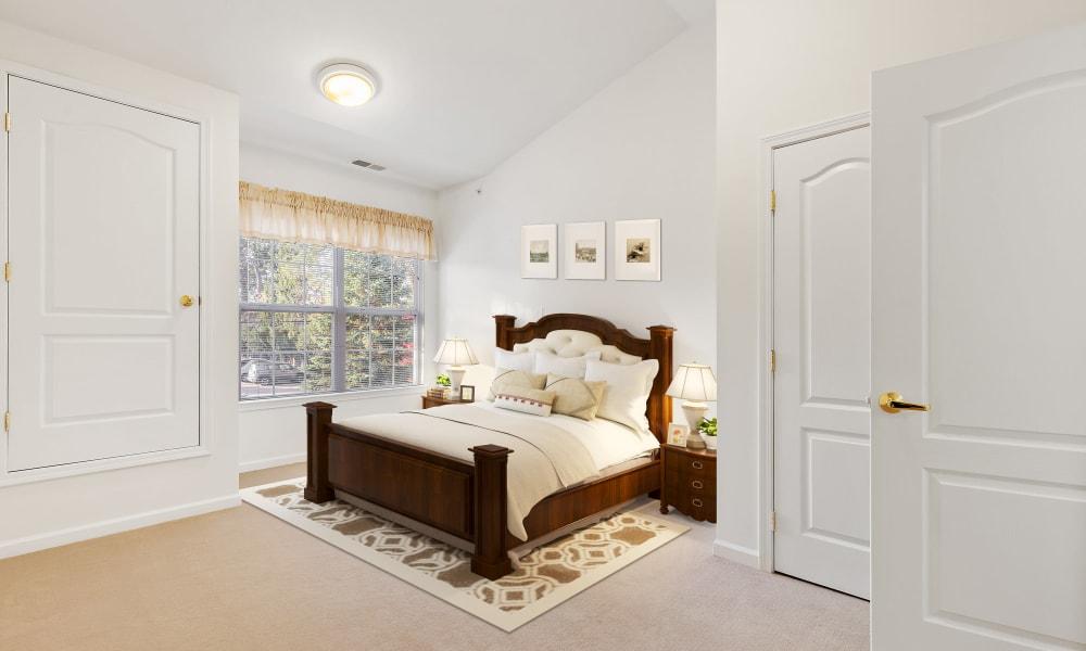 Bedroom at Waltonwood Main