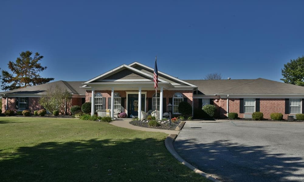 The Arbors at Parkway Cove memory care assisted living