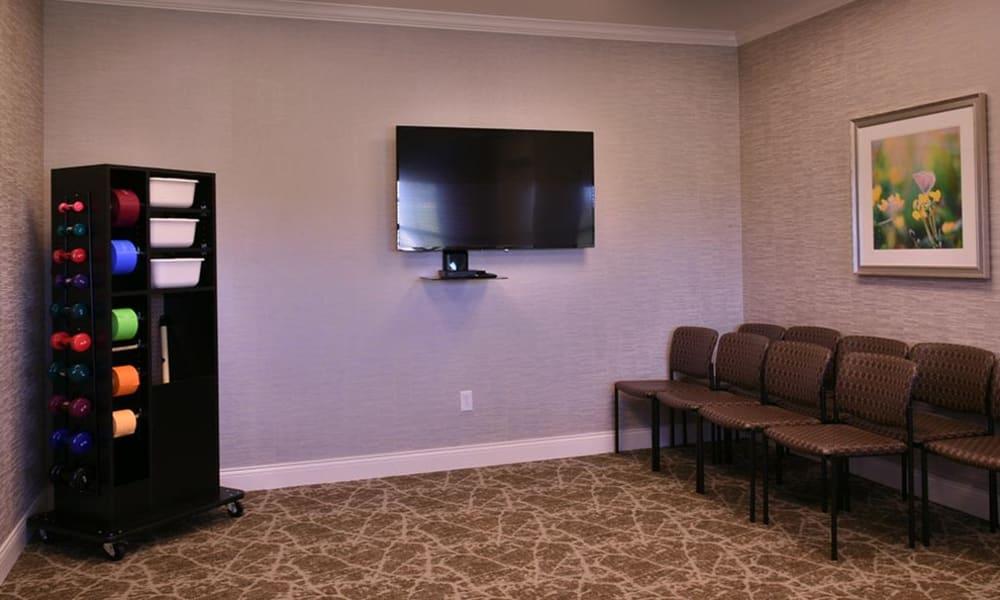 Parkway Cove Wellness Room