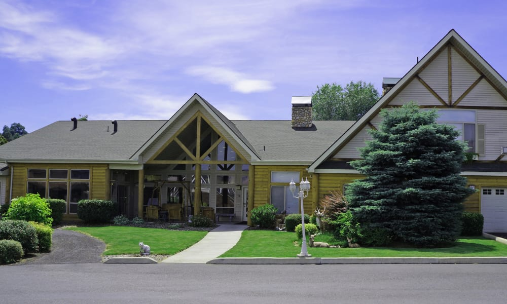 Villa residences at Generations at Lewiston in Lewiston, Idaho