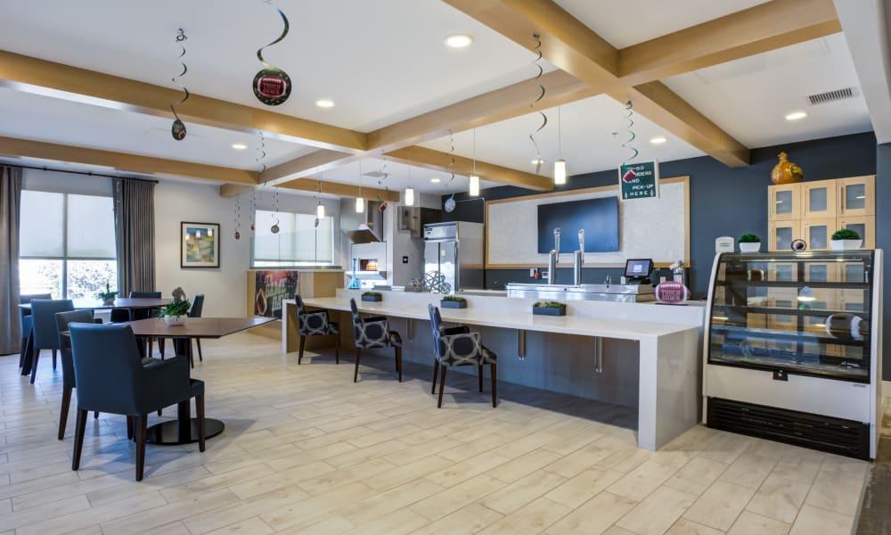 Kitchen at Quail Park at Morrison Ranch in Gilbert, Arizona