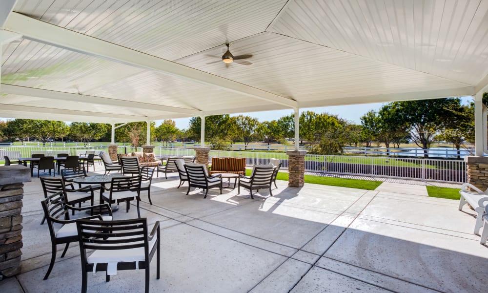 Exterior at Quail Park at Morrison Ranch in Gilbert, Arizona