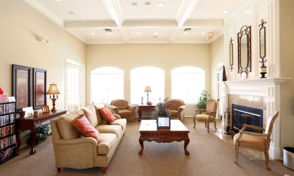 Clubhouse at Champion Lake Apartment Homes in Shreveport, Louisiana