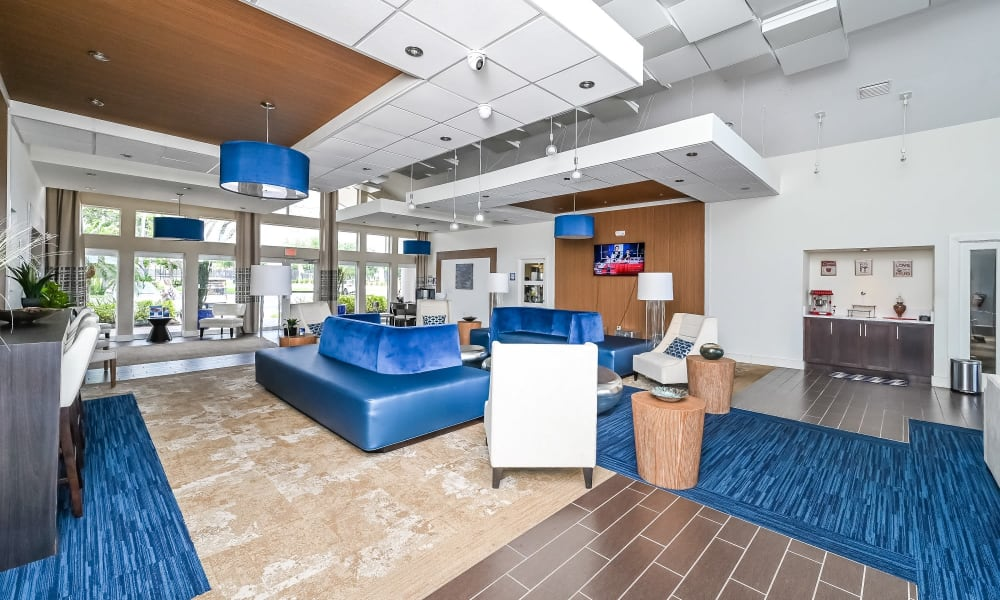 Our Apartments in Tampa, Florida offer a Clubhouse