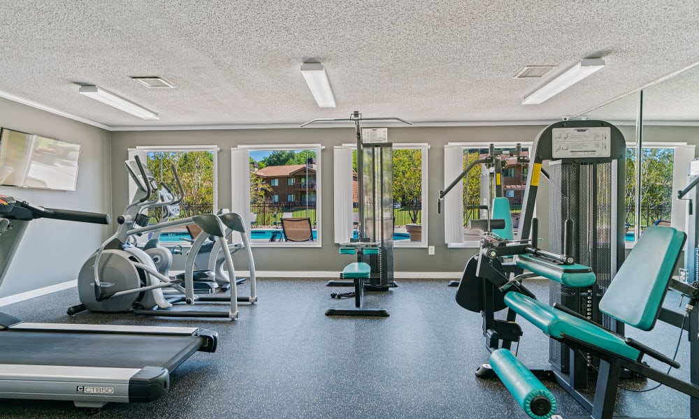 Apartments with a Gym in Spartanburg, South Carolina
