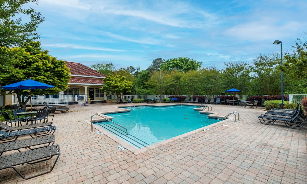 Our Apartments in Macon, Georgia offer a Swimming Pool